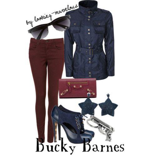 MARVEL Fashion for girls ;)