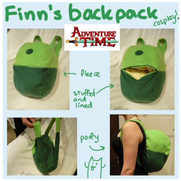 20 Great Adventure Time Crafts