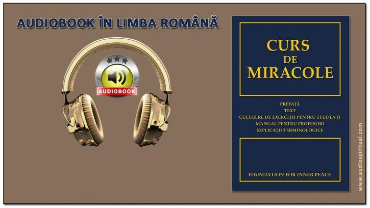 Curs de Miracole - cover