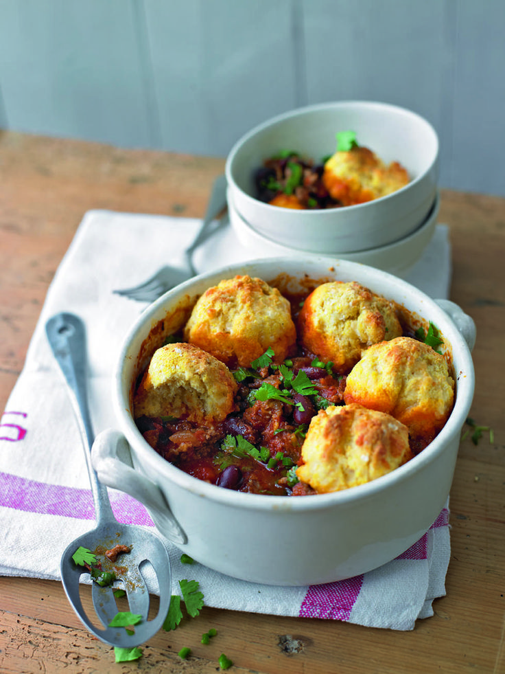 This one pot wonder is perfect comfort food and the ideal midweek meal.