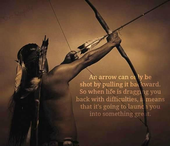 An Arrow Can Only Be Shot By Pulling It Backward When: 65 Best Images About Wild Woman Sisterhood! On Pinterest