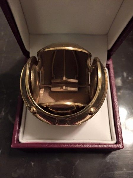 This Adorable 'Harry Potter' Proposal Had The Coolest Ring Box