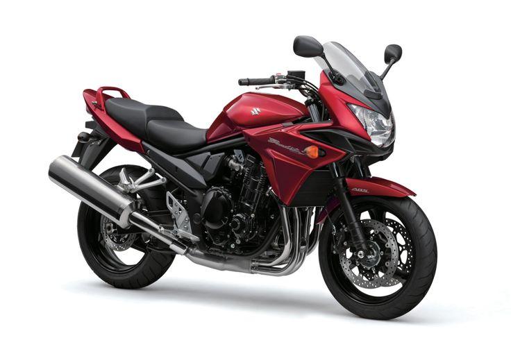 Bandit 1250S - Gallery | Suzuki Motorcycles
