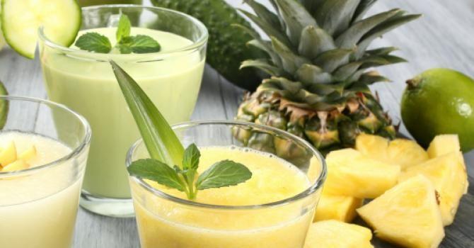 Recette de Jus de citron vert ananas et orange. Facile et rapide à réaliser, goûteuse et diététique. Ingrédients, préparation et recettes associées.