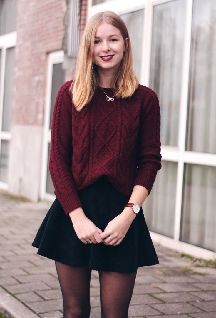 Skater Skirt Outfits Pinterest Lixnet Ag