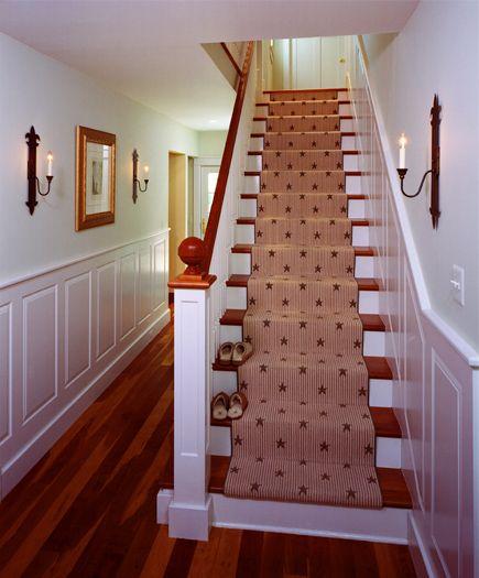 Stair Runner From Stark Carpet #interiordesigner #designercarpet  #luxurycarpet #designerrug #starktouch