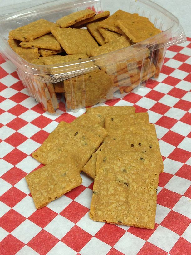 cheese crisps gf use nutritional yeast instead of cheese to make it ...
