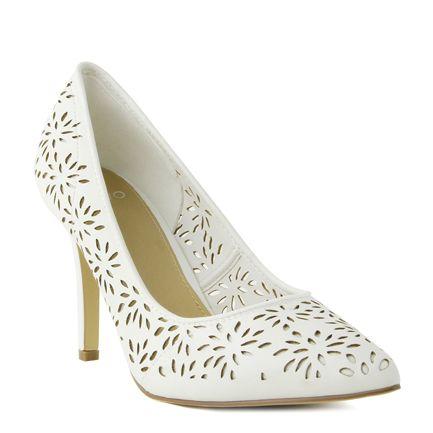Isla | WHITE | 5 | Novo Shoes