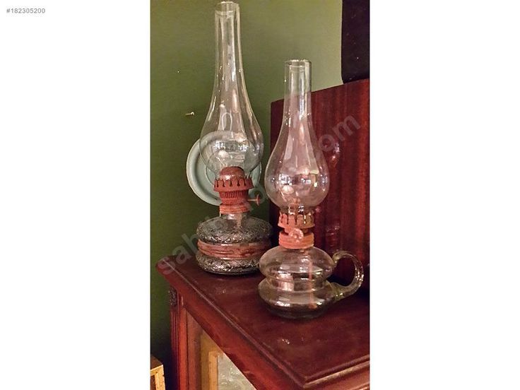ANTİKA 2 ADET GAZ LAMBASI ÇOK ESKİ ÜFLEME CAM. - Antika Gaz Lambası ve Çeşitli Antika Eşyalar sahibinden.com'da - 182305200