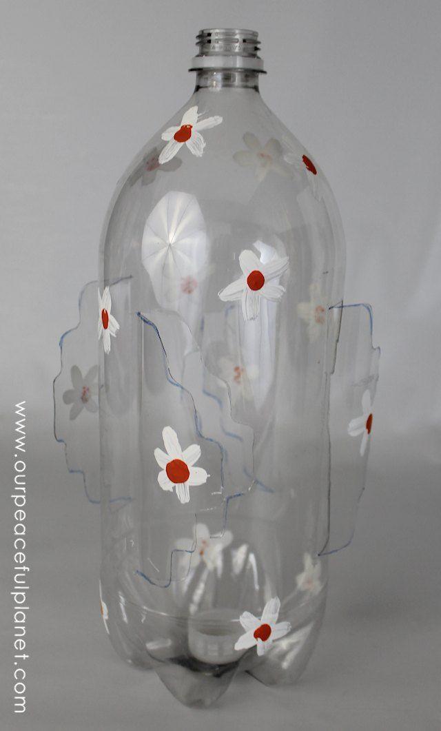 Best 25 wind spinners ideas on pinterest garden wind for Plastic soda bottle crafts