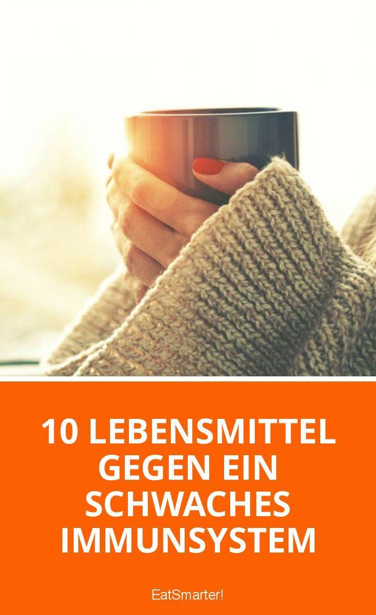 10 Lebensmittel gegen ein schwaches Immunsystem | eatsmarter.de