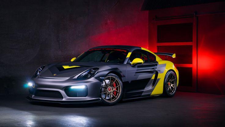 2016 Vorsteiner Porsche Cayman GT4 http://www.wsupercars.com/porsche-2016-vorsteiner-cayman-gt4.php