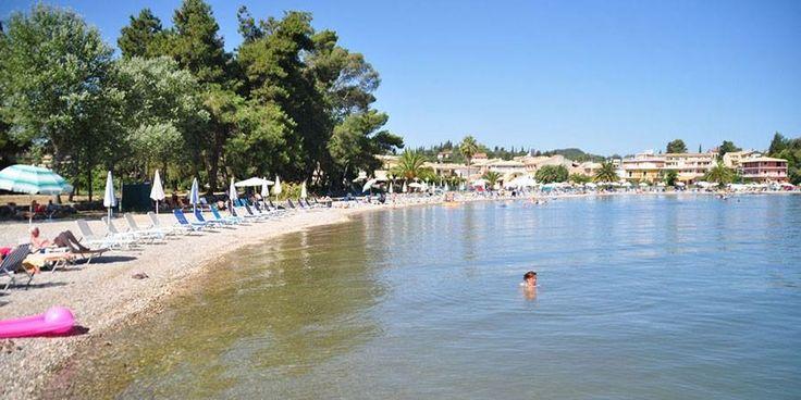 Gouvia and Kontokali resorts are close to Corfu Town Corfu Greece