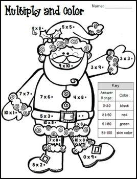 CHRISTMAS ACTIVITIES BUNDLED SET! MATH, WRITING, AND READING ACTIVITIES! CCSS!!! - TeachersPayTeachers.com