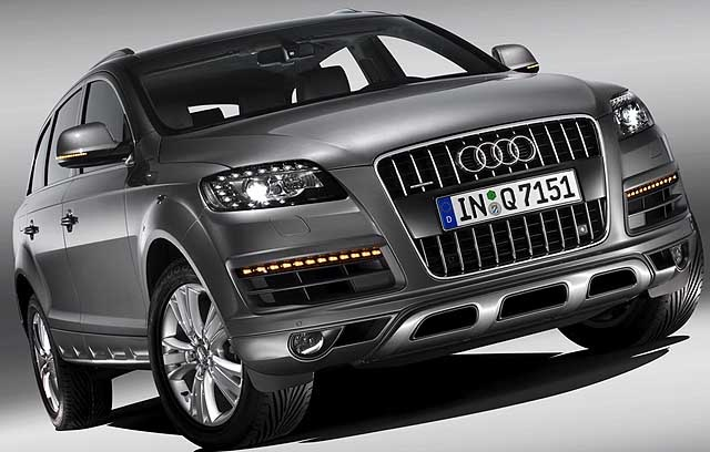 Audi Q7...my next car when my lease runs out...but in black