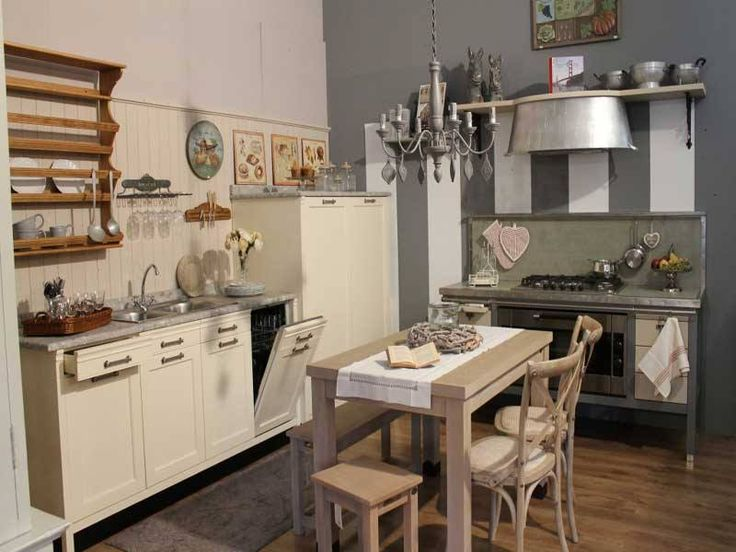 Come Arredare Una Cucina Country. Top Gallery Of Come Arredare Una ...