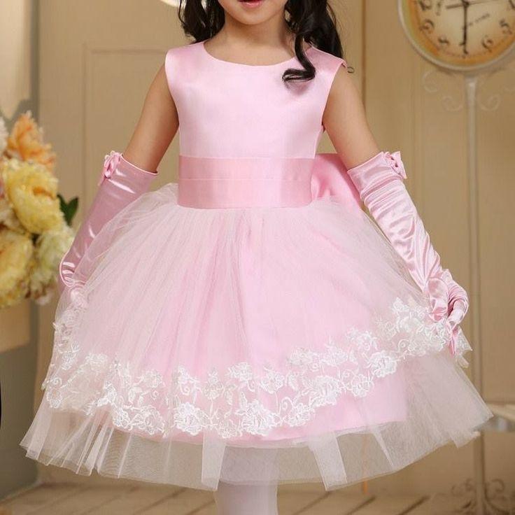 VESTIDO DE FIESTA INFANTIL: vestido de princesa