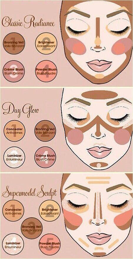 Basic makeup tutorial www.youniquemascarabymichelle.com