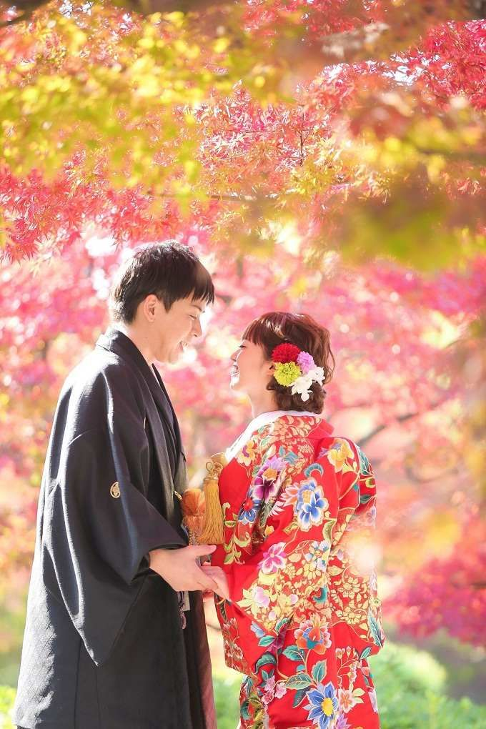 京都での和装前撮り!花嫁たちがリアルに選んだフォトスタジオ5選&ロケーション
