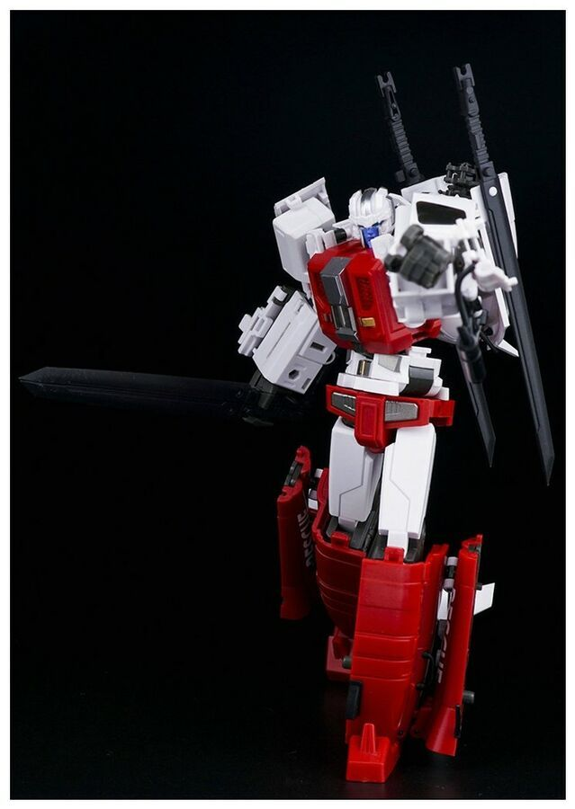 New Transformers Toy Generation GT-08B Guardian Copter G1 Defensor Blades