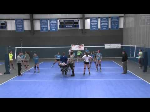 Train Middles to React and Hit Quickly! - Volleyball 2015 #44 - YouTube