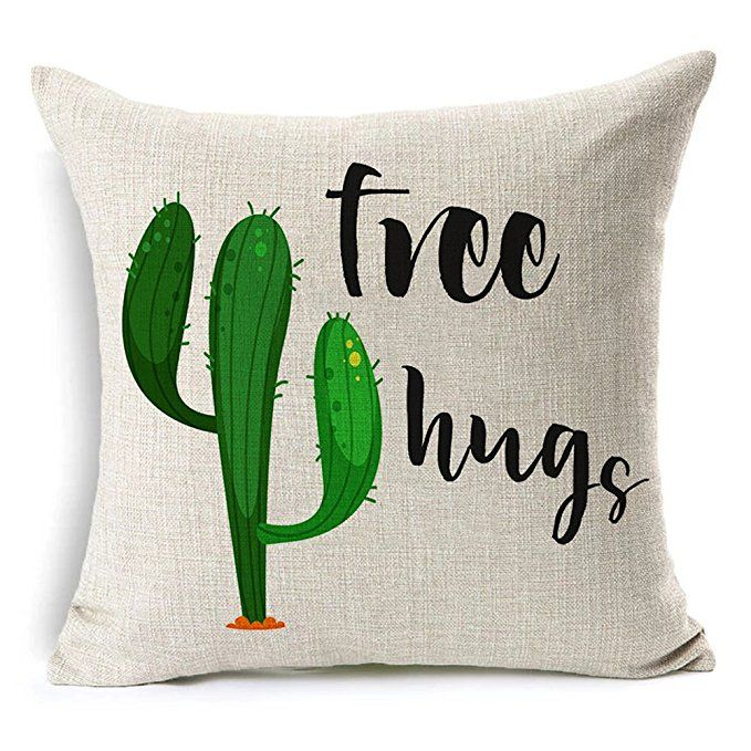 Colorxy Cactus Pillow Case #ad #cactus
