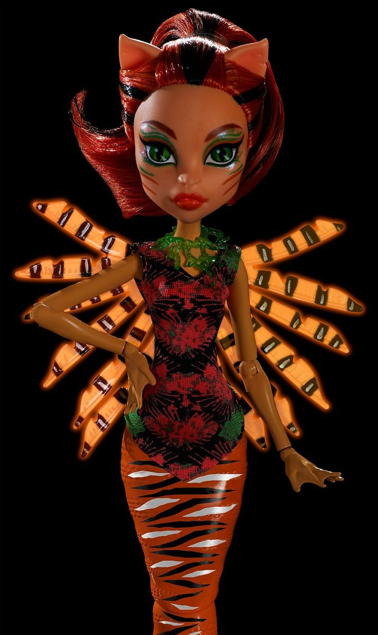 1000 ideas about monster high characters on pinterest - Monster high toralei ...
