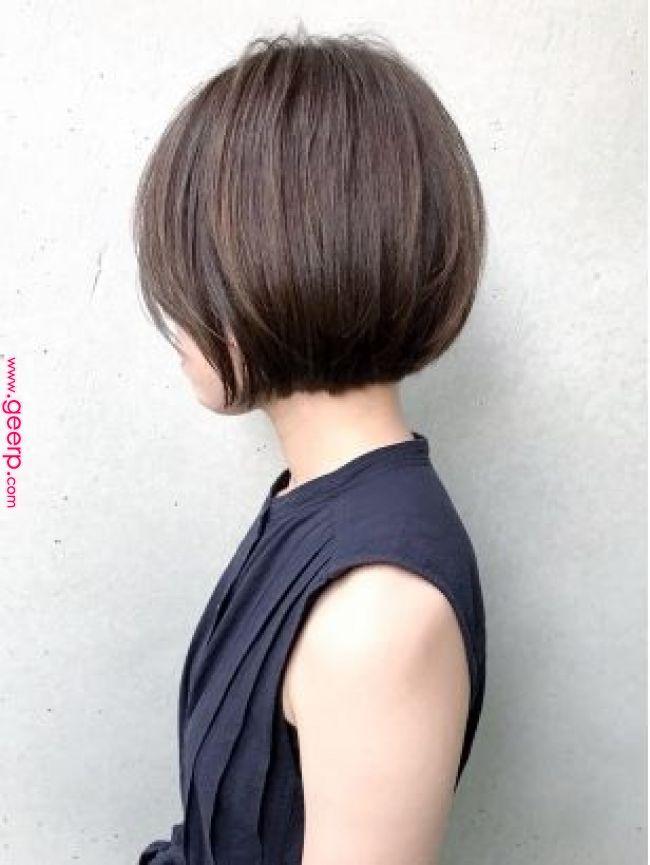 2019年春 ショートの髪型 ヘアアレンジ 人気順 99ページ目