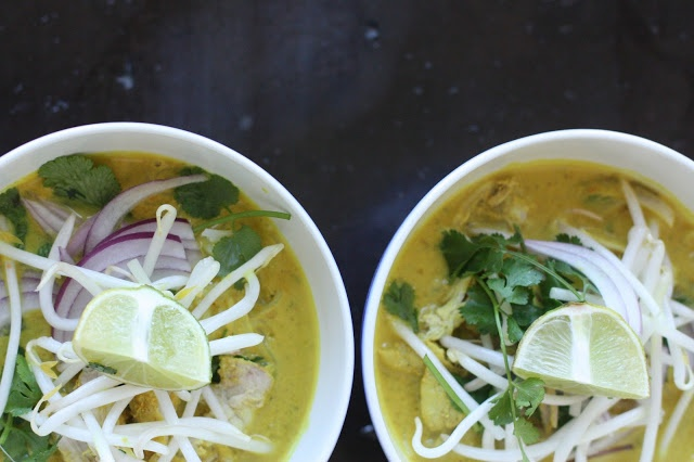 Coconut Lemongrass Somen Noodle Soup Recipes — Dishmaps