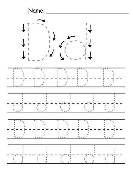 Teacher Websites Free Printable Worksheets | Alphabet and Numbers ...