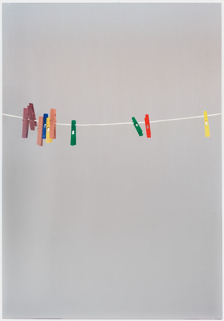 "Michelangelo Pistoletto ""Mollette"""
