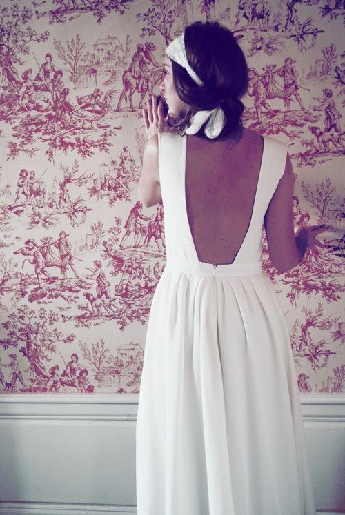 Robes de Mariée : Constance Fournier Collection 2013 wedding dress