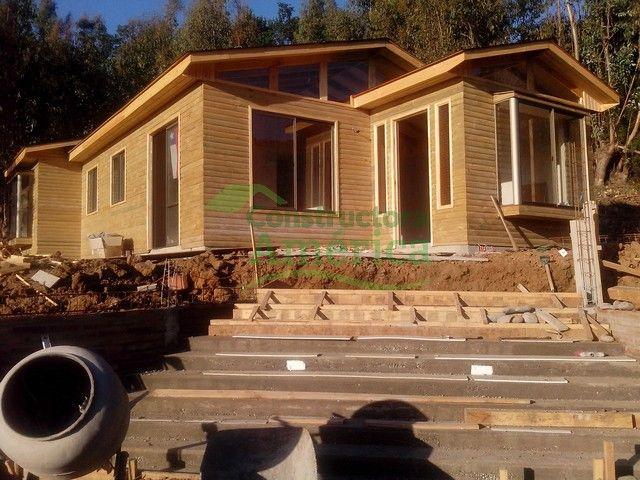 Modelo Casa 73m2. modelos de casas prefabricadas