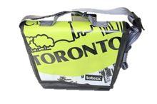 T3 Hip City Messenger Bag Toronto Proud - $155  (http://www.totembags.ca/t3-messenger-toronto-proud/)
