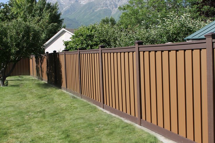 218 Best WPC Fence Images On Pinterest