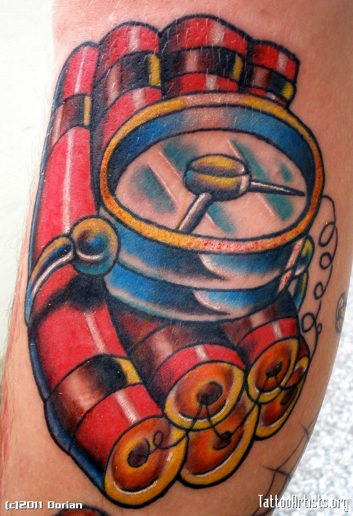 41 best Time Bomb Tattoo Designs images on Pinterest ...