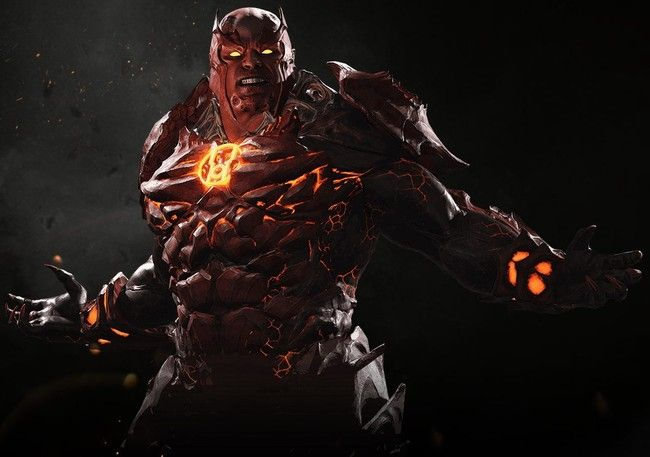 Injustice 2 Character Descriptions & Images   Cosmic Book News