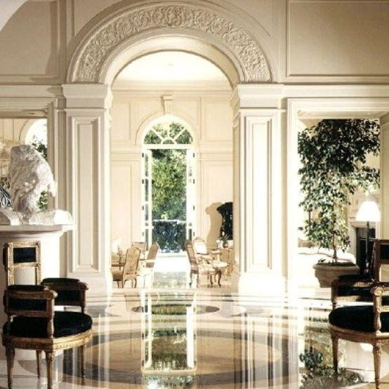 Elegant 296 Best ~ELEGANT INTERIORS~ Images On Pinterest | Living Spaces, Formal  Living Rooms And Luxury