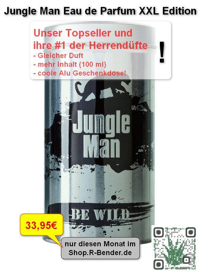 Unser Topseller, ihre Nummer 1 der Herrendüfte als XXL Edition - Eau de #Parfum - Shop.R-Bender.de