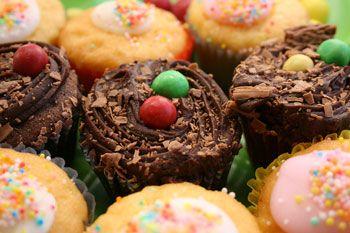 Queen cakes, fairy cakes or buns - Odlums Baking & Recipes