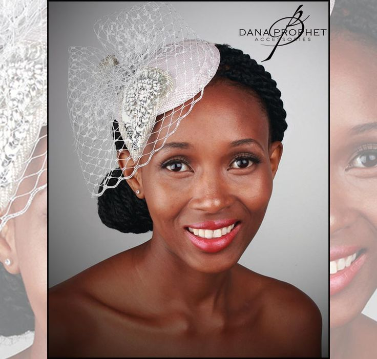 Silver Grey Sinamay Fascinator with Veil. Old School Charm describes this lovely fascinator which you could wear to church or to a wedding, and any event in-between! https://danaprophetaccessories.com/fascinators/silver-grey-veil/  In South Africa? Go to @desch_luxury_wear in Sandton City to see even more fascinators! http://www.desch.co.za  #hat #fascinator #durbanjuly #horserace #style #kentuckyderby #trending #royal #sinamay #celebrations #weddings #wedding #bride #bridal #veil…