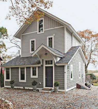 Would you like add a fresh coat of #paint to your House exterior just like this?