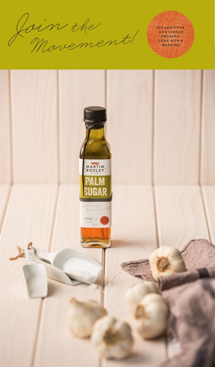 Palm Sugar - Its a addictive and should come with a warning!
