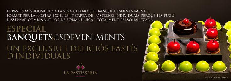 pastisseria barcelona catering banquets