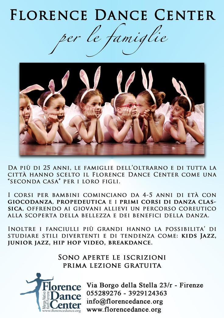 Florence Dance Center  Corsi di danza per tutti