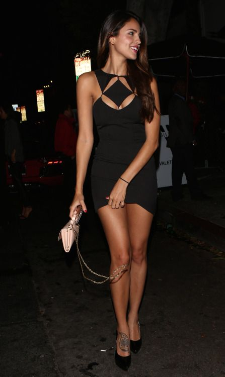 Eiza Gonzalez at Warwick Night Club