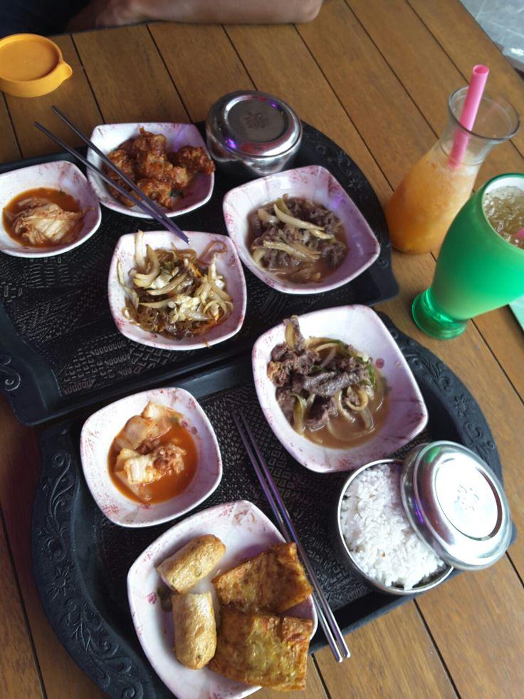 Lunch(Mujigae)