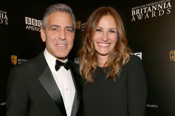 Julia Roberts Explains How George Clooney Took Care of Her While She Was Pregnant | Vanity Fair