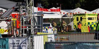 New Zealand Aviation NEWS: A PARAGLIDER CRASH IN QUEENSTOWN