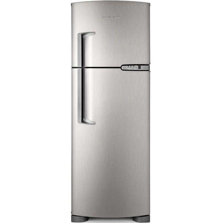 Geladeira Brastemp Clean Frost Free 352 Litros Evox - BRM39EK